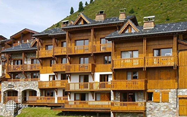 Residence Chalet Montagnettes Cimes 1