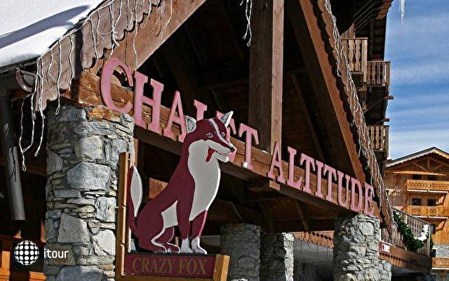 Les Arcs 2000 Chalet Altitude 4
