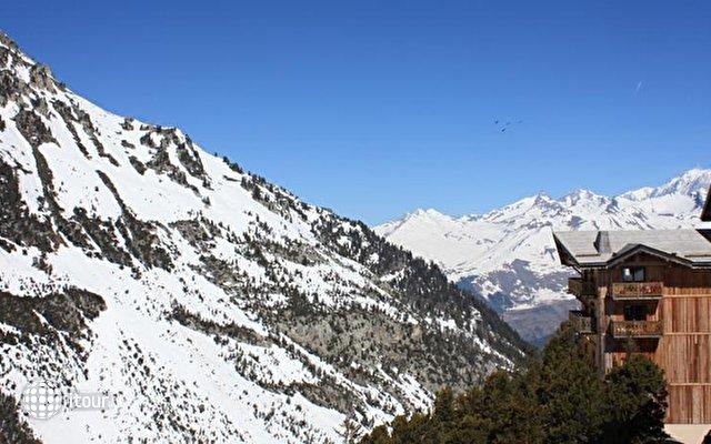 Les Arcs 2000 Chalet Altitude 10