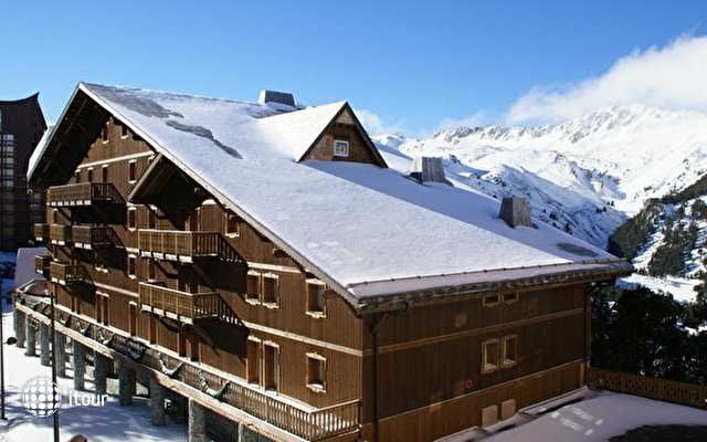 Residence Chalet De L Ours Les Arcs 2000 5