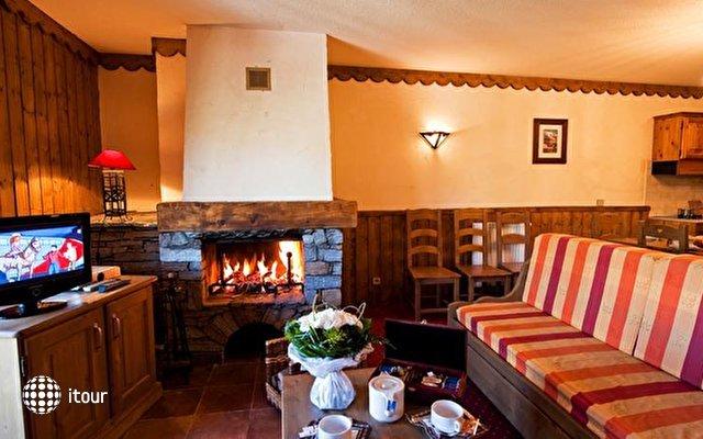 Residence Chalet De L Ours Les Arcs 2000 9