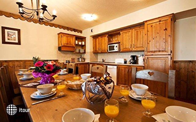 Residence Chalet De L Ours Les Arcs 2000 10