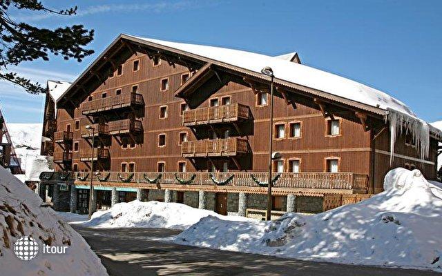 Residence Chalet De L Ours Les Arcs 2000 1