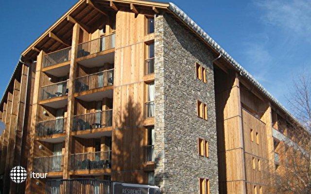 Residence Lagrange Les 3 Glaciers 1