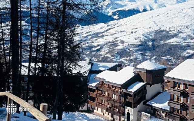 Residence Le Hameau Du Sauget Maeva 4