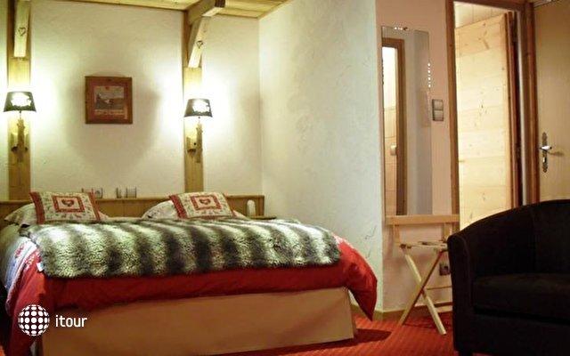 Chalet Hotel Alpina 5