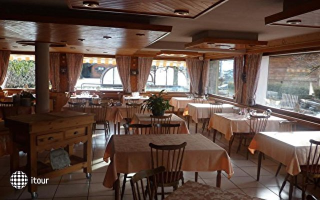 Chalet Hotel Alpina 9