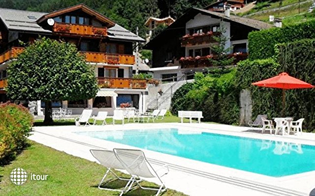 Chalet Hotel Alpina 2