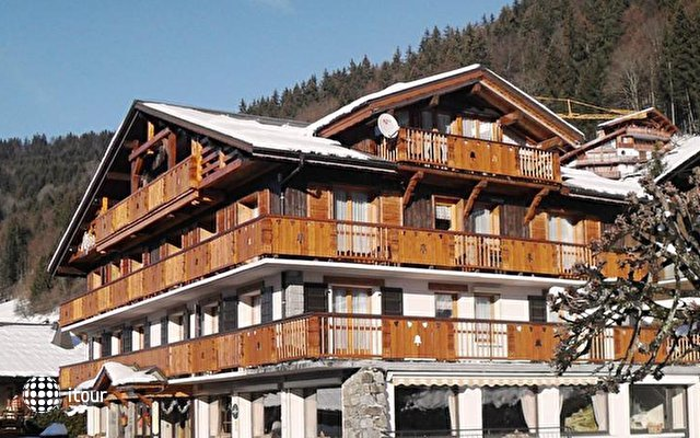 Chalet Hotel Alpina 1