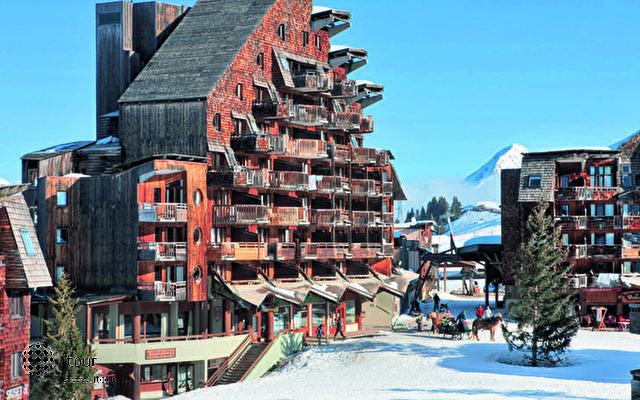 Pierre & Vacances Residence Saskia Falaise 1