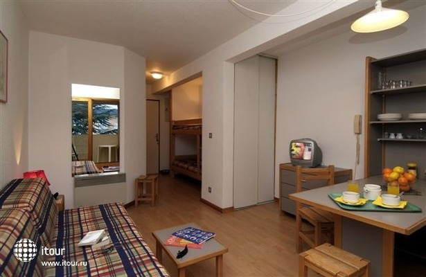 Residence Odalys Les Grandes Chalets 2