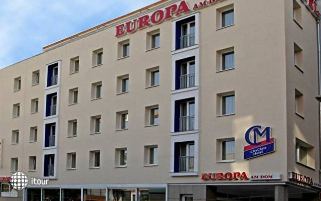 City Class Hotel Europa Am Dom 1