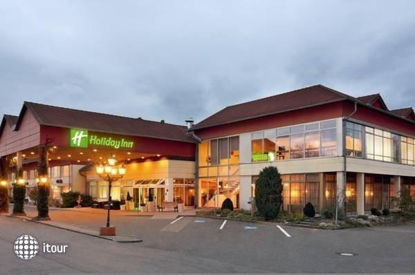 Holiday Inn Heidelberg-walldorf 1