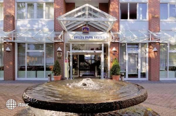 Best Western Delta Park Hotel 5