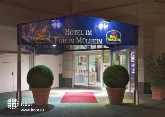Best Western Hotel Im Forum Muelheim 1