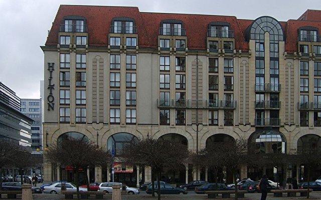 Hilton Berlin 4
