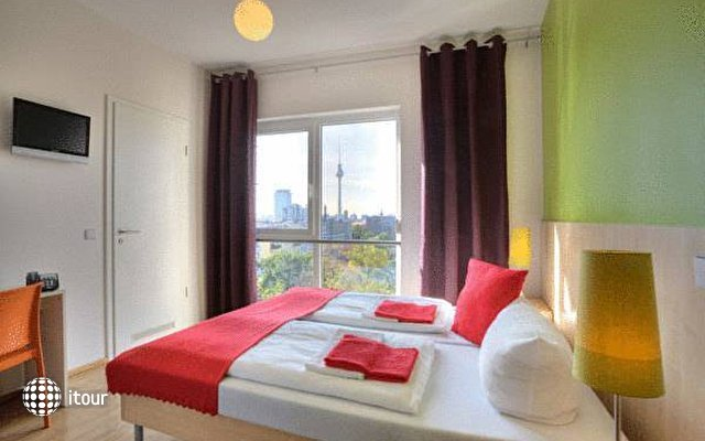 Meininger Hotel Berlin Prenzlauer Berg 2