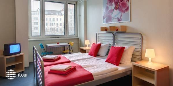 Meininger Hotel Berlin Hallesches Ufer 2