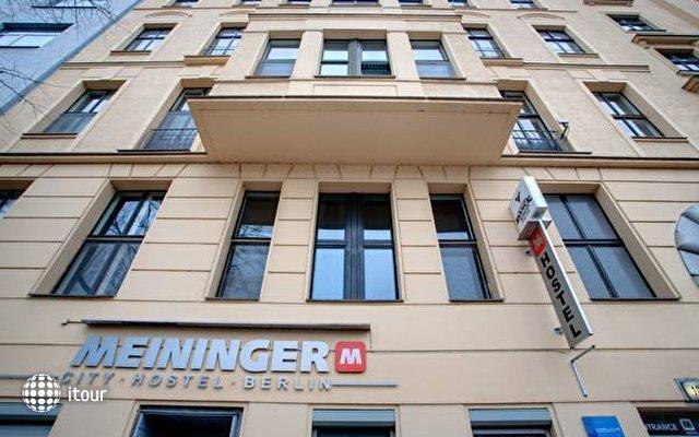Meininger Hotel Berlin Tempelhofer Ufer  1