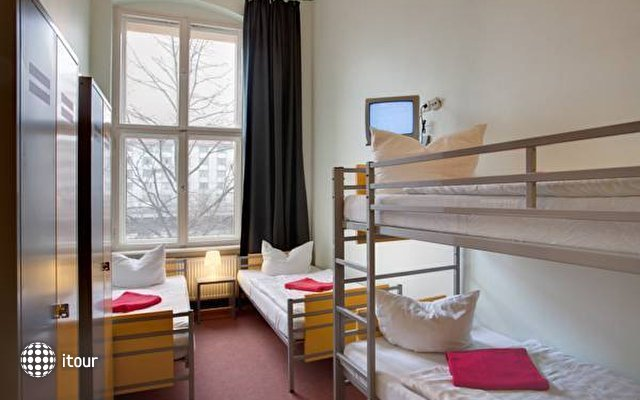 Meininger Hotel Berlin Tempelhofer Ufer  7