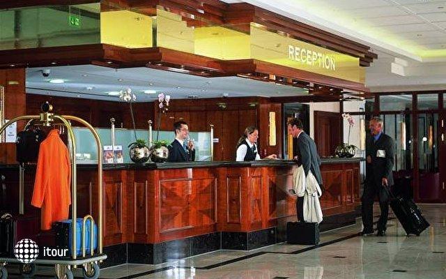 Maritim Hotel Berlin 8