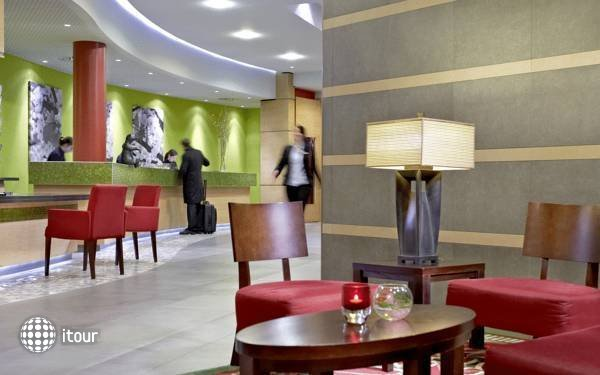 Courtyard By Marriott Berlin-mitte  7