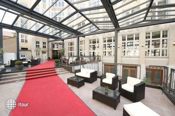 Best Western Grand City Hotel Berlin Mitte 1