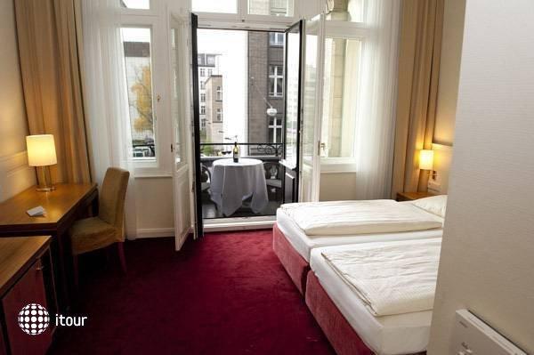 Angleterre Hotel 2