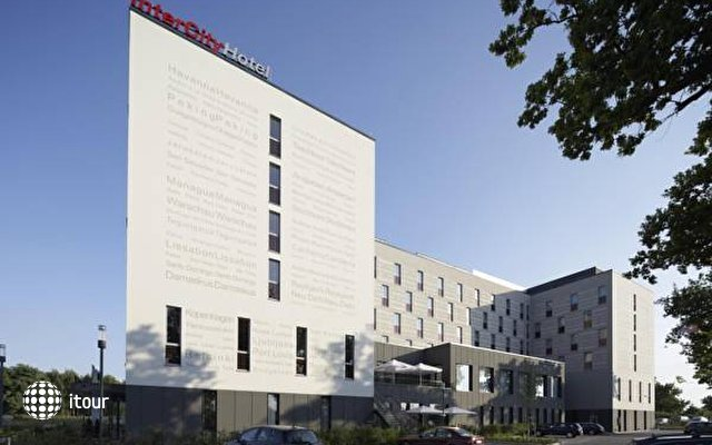 Intercityhotel Berlin-brandenburg Airport 2