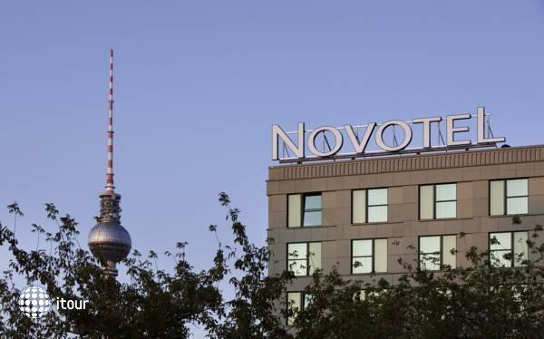 Novotel Berlin Mitte 1