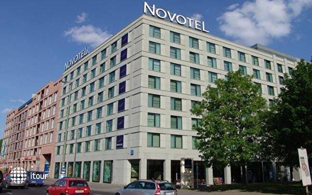Novotel Berlin Mitte 2
