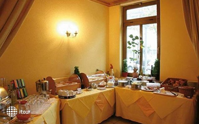 Golden Leaf Hotel Perlach Allee Hof 5