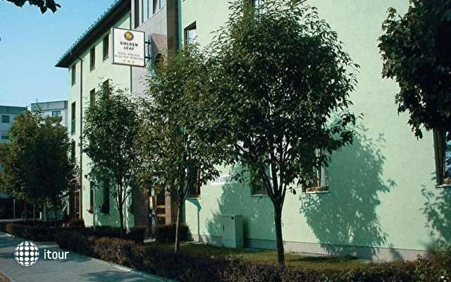 Golden Leaf Hotel Perlach Allee Hof 6