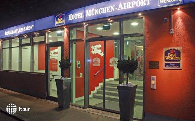 Best Western Hotel Munchen Airport 1