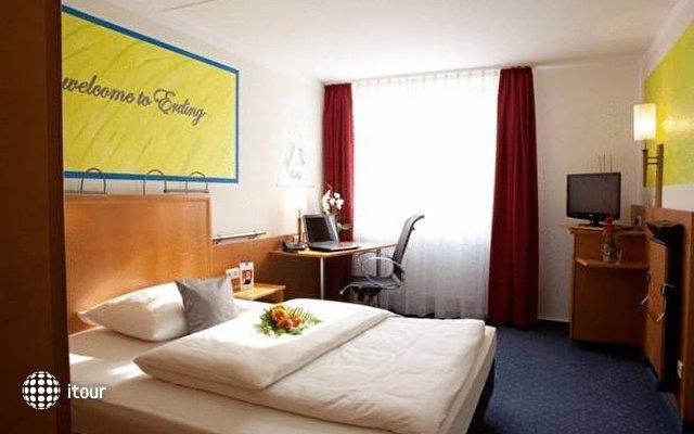 Best Western Hotel Munchen Airport 10