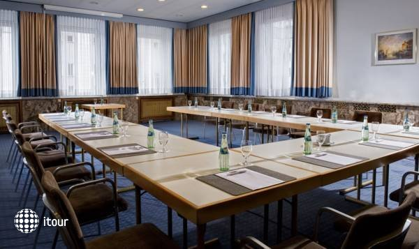 Grand City Hotel Duisburger Hof 8