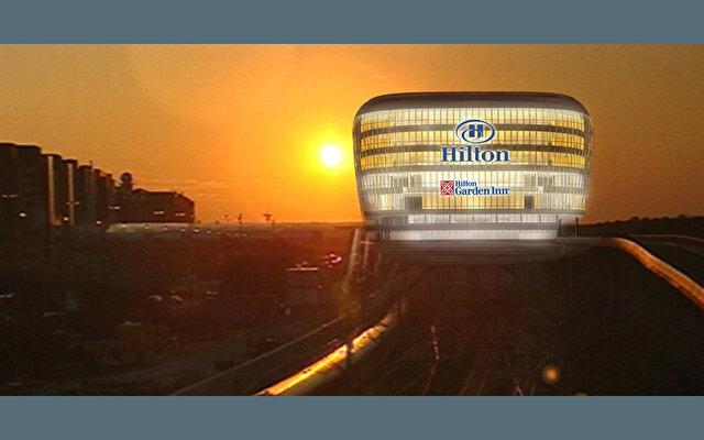 Hilton Frankfurt Airport 1