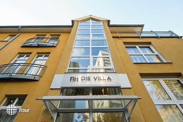 Nh Die Villa Frankfurt Messe 1