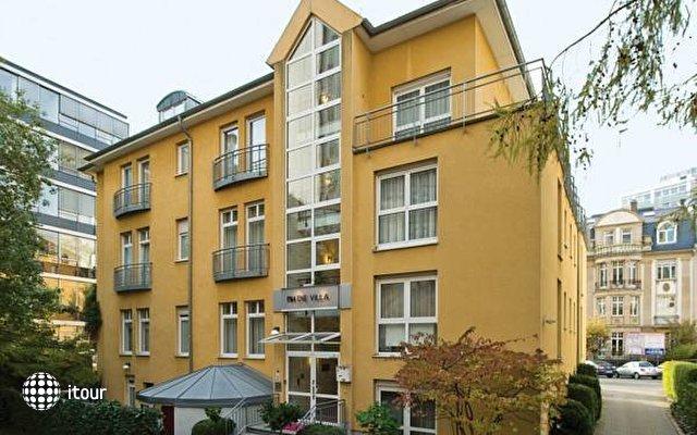 Nh Die Villa Frankfurt Messe 2