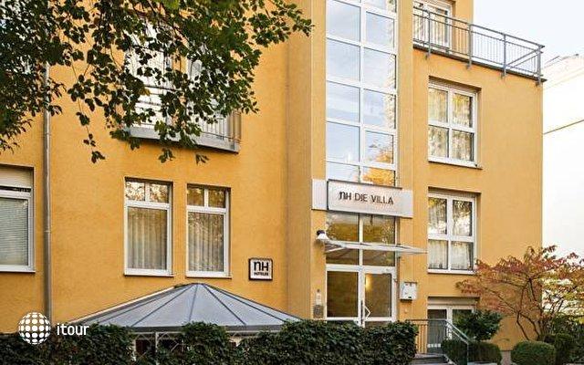 Nh Die Villa Frankfurt Messe 3