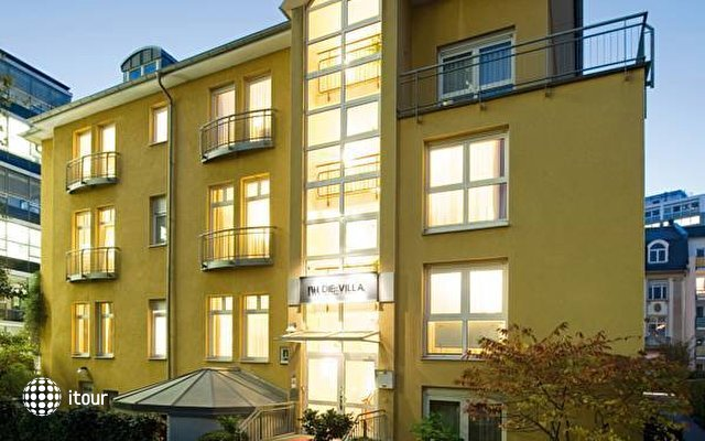Nh Die Villa Frankfurt Messe 4