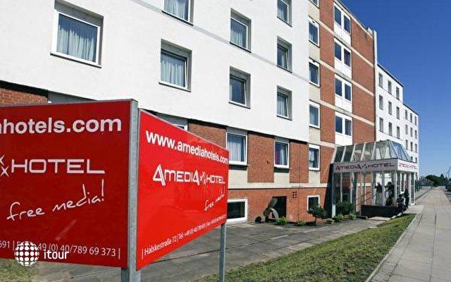 Amedia Hotel Hamburg Moorfleet 1
