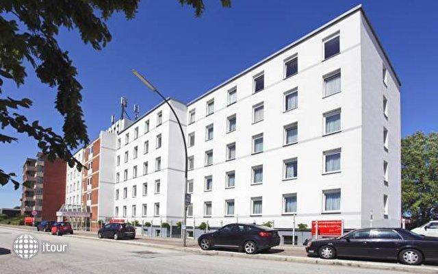 Amedia Hotel Hamburg Moorfleet 2