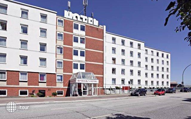 Amedia Hotel Hamburg Moorfleet 3
