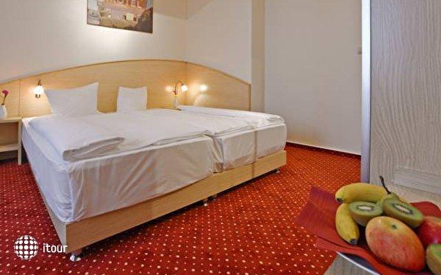 Amedia Hotel Hamburg Moorfleet 4