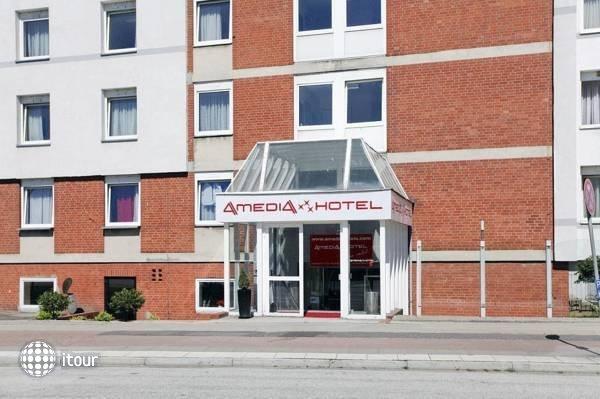 Amedia Hotel Hamburg Moorfleet 7