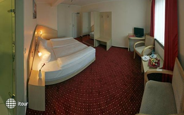 Amedia Hotel Hamburg Moorfleet 9