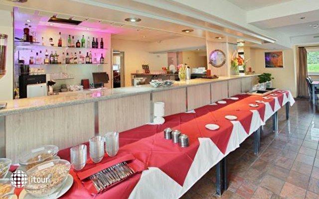 Amedia Hotel Hamburg Moorfleet 10