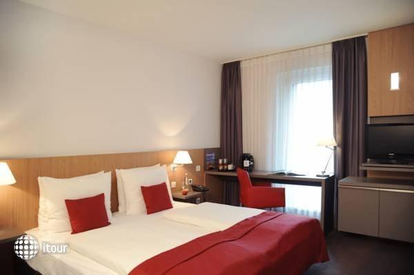 Mercure Hotel Hamburg An Der Messe 6