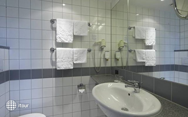 Intercityhotel Hamburg Hauptbahnhof 5